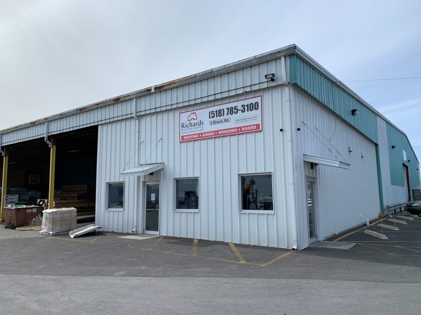 Building Supplies Albany NY - Branch Location