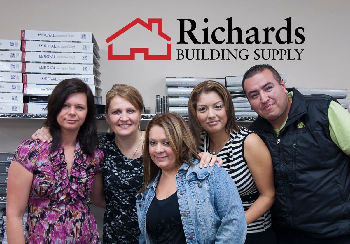 richards building supply careers