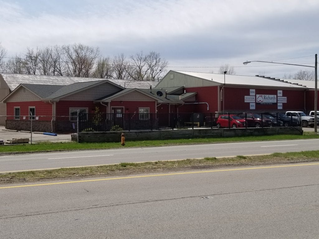 Building Supplies Columbus OH - Branch Location