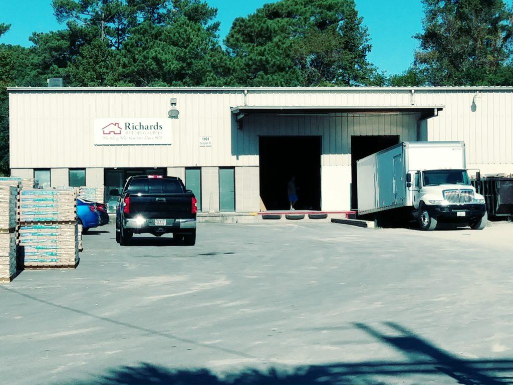 Richards Building Supply Mrytle Beach SC