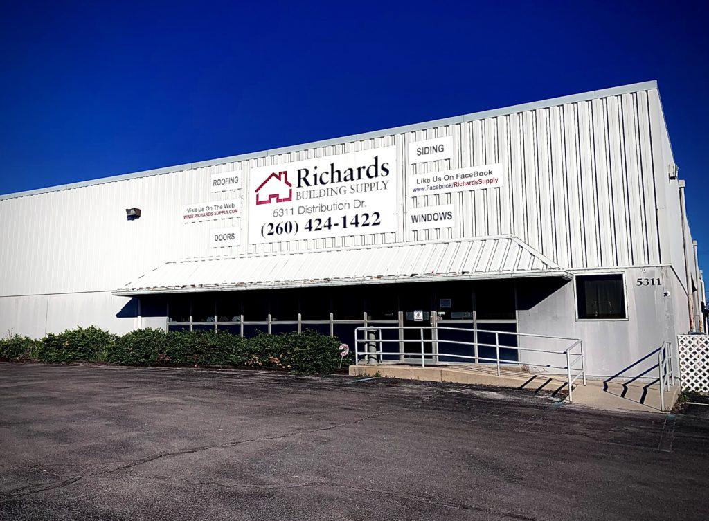 Richaards Building Supply Fort Wayne, IN