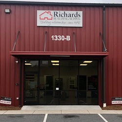 Building Supplies Winston-Salem NC - Branch Location