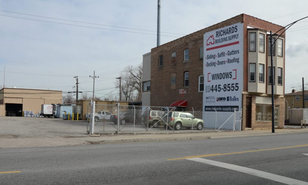 Building Supplies Chicago IL 111th Street - Branch Location