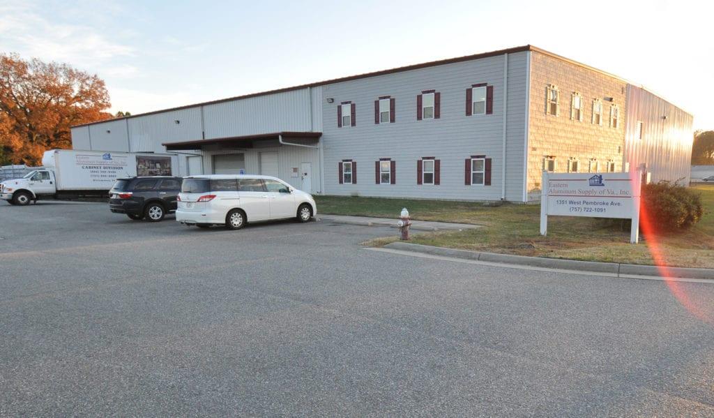 Building Supplies Hampton VA - Branch Location