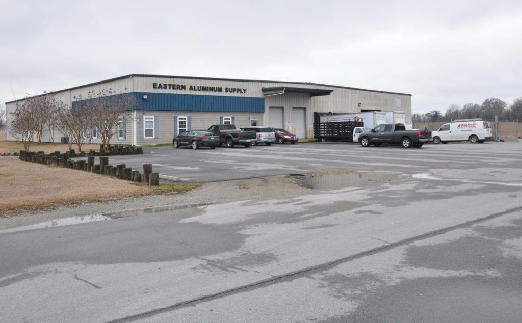 Building Supplies Jacksonville NC - Branch Location