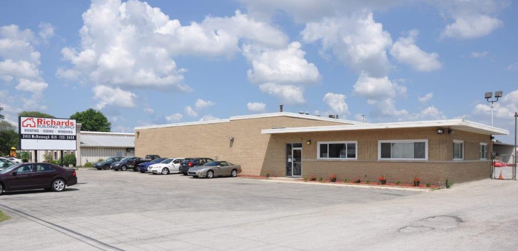Building Supplies Joliet IL - Branch Location