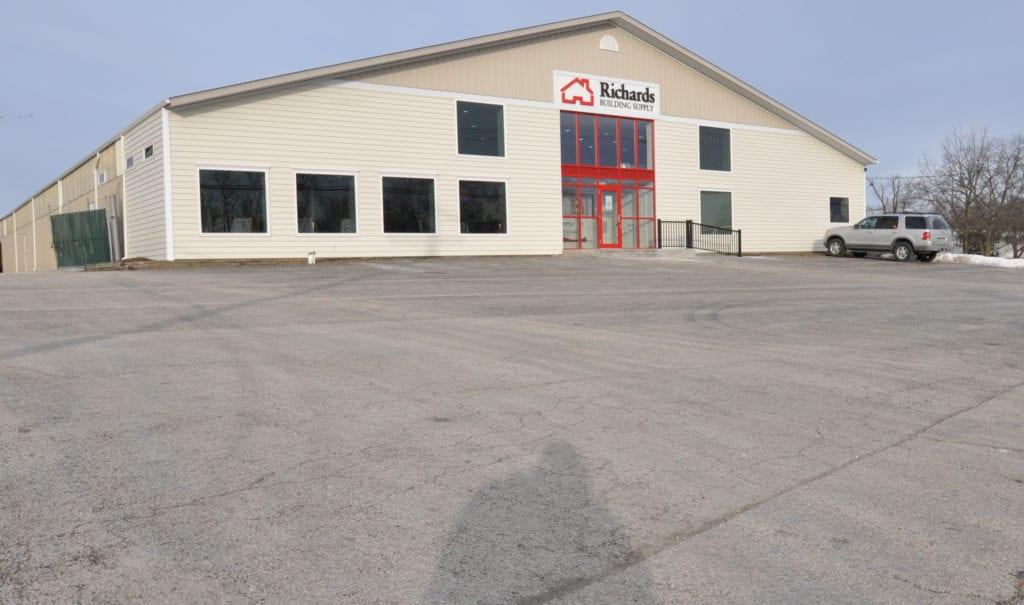 Building Supplies Oswego IL - Branch Location