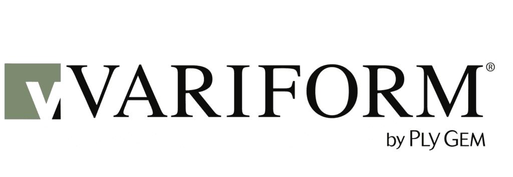 Richards Building Supply, Products, Siding, Variform Logo