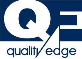 Richards Building Supply, Products, Soffit & Rainware, Quality Edge Logo