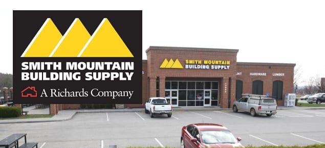 Building Supplies Hardy VA - Branch Location