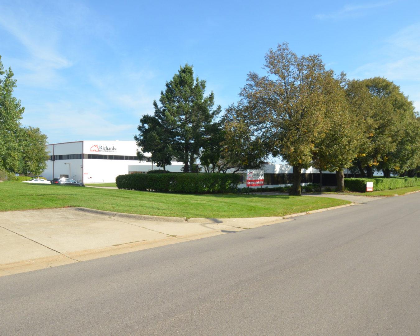 Richards Building Supply Rockford IL
