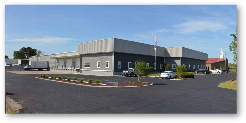 Building Supplies Goldsboro NC - Branch Location