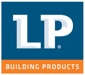 Richards Building Supply, Products, Siding, LP Buiilding Products Logo