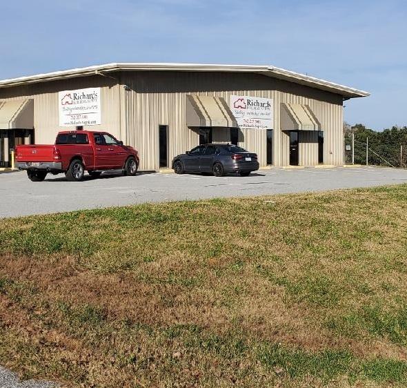 Richards Building Supply Commerce, GA