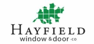 Richards Building Supply, Products, Windows, Hayfield Window and Door Logo