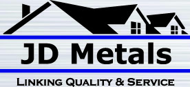 Richards Building Supply, Products, Roofing, JD Metal Logo