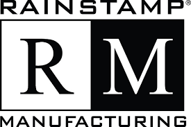 Richards Building Supply, Products, Soffit & Rainware, RainStamp Logo