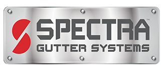 Richards Building Supply, Products, Soffit & Rainware, Spectra Gutter Systems Logo